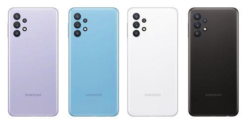 Galaxy A32 5G ra mắt: pin 5.000 mAh, Dimensity 720, giá 339 USD