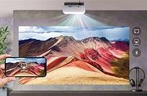 Máy chiếu LG laser 4K mới nhất hỗ trợ AirPlay 2, giá 2.999 USD