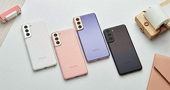 Samsung Galaxy S21 Series ra mắt: thiết kế mới, Exynos 2100, hỗ trợ S Pen