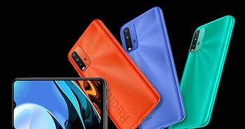 Xiaomi ra mắt Redmi 9T tại Việt Nam giá 4 triệu