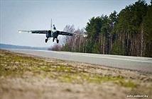 """Nga """"hồi sinh"""" đường ô tô làm sân bay quân sự"""