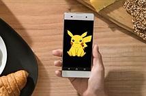 Sony sắp ra smartphone Pikachu