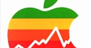 Giá cổ phiếu của Apple vừa thiết lập kỷ lục mới