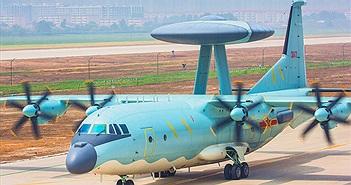 Trung Quốc tham vọng chế tạo máy bay cảnh báo sớm trên hạm