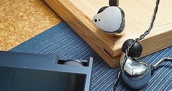 Hyla LA-1 Nerva X: tai nghe vỏ bạc sở hữu 10 màng loa, giá 2.730 USD