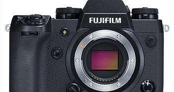 Máy ảnh Fujifilm X-H1 chính thức ra mắt: chống rung 5 trục trong thân máy, giá từ 1.900 USD