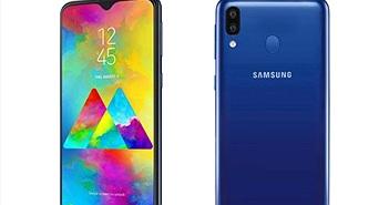 Galaxy M20 ra mắt thị trường Việt: màn hình Infinity-V, giá 5 triệu