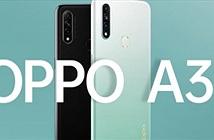 """Oppo A31 """"trình làng"""", gây mê mẩn với thiết kế thanh lịch, 3 camera sau"""