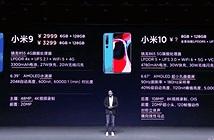 Đây là lý do tại sao Xiaomi Mi 10 đắt hơn đáng kể so với Mi 9
