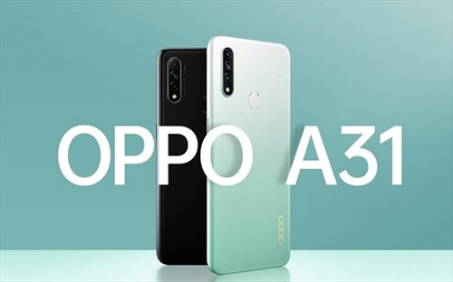 Oppo A31 2020 ra mắt: Helio P35, pin 4.230mAh, giá 179 USD