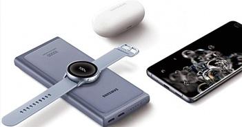 Samsung ra mắt 2 pin dự phòng sạc nhanh 25W và sạc trên xe hơi 45W