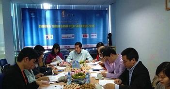 Viettel lập kỷ lục về số lượng giải pháp CNTT tham gia Sao Khuê