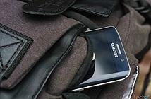 Trên tay Samsung Galaxy S6 Edge: Độc đáo, cá tính và sang trọng