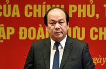 """Bộ trưởng Mai Tiến Dũng: """"Thủ tướng giao cho tôi chuyển lời khen ngợi đến VNPT"""""""