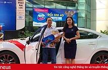 """TP.HCM: 3 khách hàng trúng giải """"Cào Vina - Ra Mazda"""" của VinaPhone"""