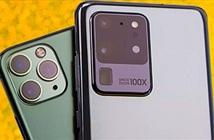So sánh camera thực tế giữa Galaxy S20 Ultra và iPhone 11 Pro Max