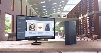 Hoàn thiện giải pháp máy bộ chuyên nghiệp cho doanh nghiệp với nhiều sản phẩm ASUS ExpertCenter mới