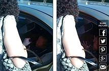 Mỹ: Một phụ nữ bị bắt vì lấy máy tính bảng đánh vào mặt em bé