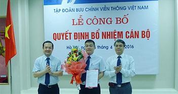 Ông Ngô Diên Hy được bổ nhiệm Tổng giám đốc VNPT Media
