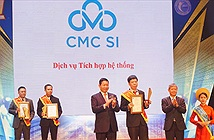 CMC lọt Top 10 sản phẩm xuất sắc nhất của danh hiệu Sao Khuê 2017