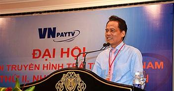 Tổng giám đốc SCTV giữ chức Chủ tịch Hiệp hội truyền hình trả tiền