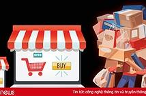 Vạch mặt những chiêu trò lừa đảo người tiêu dùng trong mua sắm online