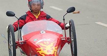 Ảnh:Các thiết kế siêu độc của sinh viên trong cuộc thi xe sinh thái