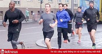 Chi phí bảo vệ cho Mark Zuckerberg hết hơn 7 triệu USD/năm