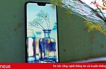 Huawei Nova 3e: Màn hình tai thỏ, camera kép, mặt lưng kính