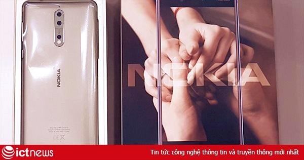 Nokia 8 bất ngờ giảm đến 5 triệu đồng, về giá 7,99 triệu đồng