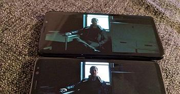 Samsung Galaxy S9 bị chỉ trích về lỗi màn hình và thời lượng pin kém