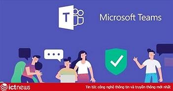 Hướng dẫn sử dụng Microsoft Teams: Cách thay phông nền phía sau