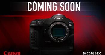 Canon EOS R3 sắp ra mắt?