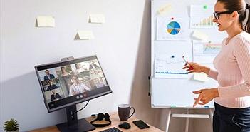 Viewsonic ra mắt màn hình mới đáp ứng nhu cầu làm việc mọi lúc mọi nơi