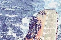 Sức mạnh ghê gớm của tàu sân bay lớp Kiev Nga