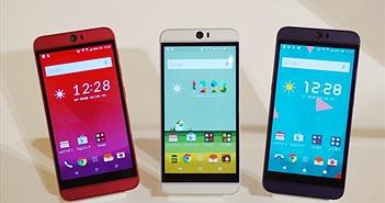 Trên tay HTC J Butterfly: Cấu hình khiến các đối thủ phải thèm thuồng