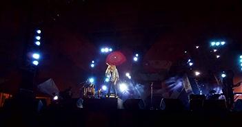 Chụp sân khấu đêm từ Mobiistar Prime X
