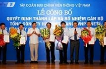 VNPT công bố quyết định thành lập ba tổng công ty