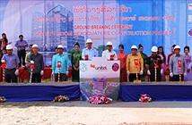 Xây dựng trụ sở Unitel tại Lào