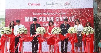 Canon Image Square thứ 5 ra mắt tại Hà Nội với dịch vụ Studio chuyên nghiệp