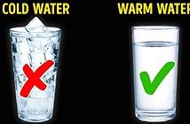 Trời nóng ai cũng thích nước lạnh nhưng hóa ra đây mới là loại nước chúng ta cần