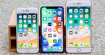 iPhone 8s dùng màn LCD sẽ có nhiều màu giống iPhone 5c?