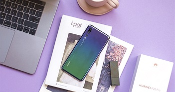 FPT Shop: đặt trước Huawei P20 Pro, cơ hội nhận quà tặng trị giá 6 triệu đồng