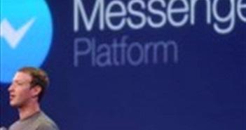 Facebook nâng cấp Messenger Platform lên phiên bản 2.4