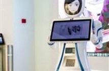 Trung Quốc mở ngân hàng phục vụ bằng robot