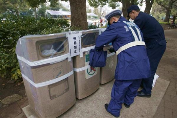 Tại sao Nhật Bản ít thùng rác?