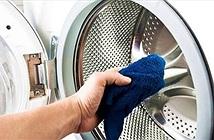 Vệ sinh máy giặt chỉ với 3 bước cực đơn giản mà không cần tháo lồng