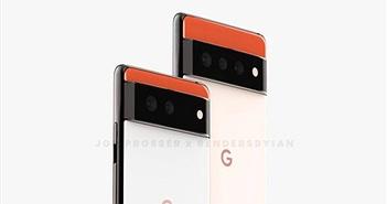 Google Pixel 6 và Pixel 6 Pro rò rỉ thiết kế hoàn toàn mới