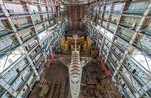 Bên trong căn cứ vũ trụ bị bỏ hoang của Liên Xô cũ