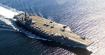 4 lớp tàu sân bay mạnh nhất của Khối quân sự NATO